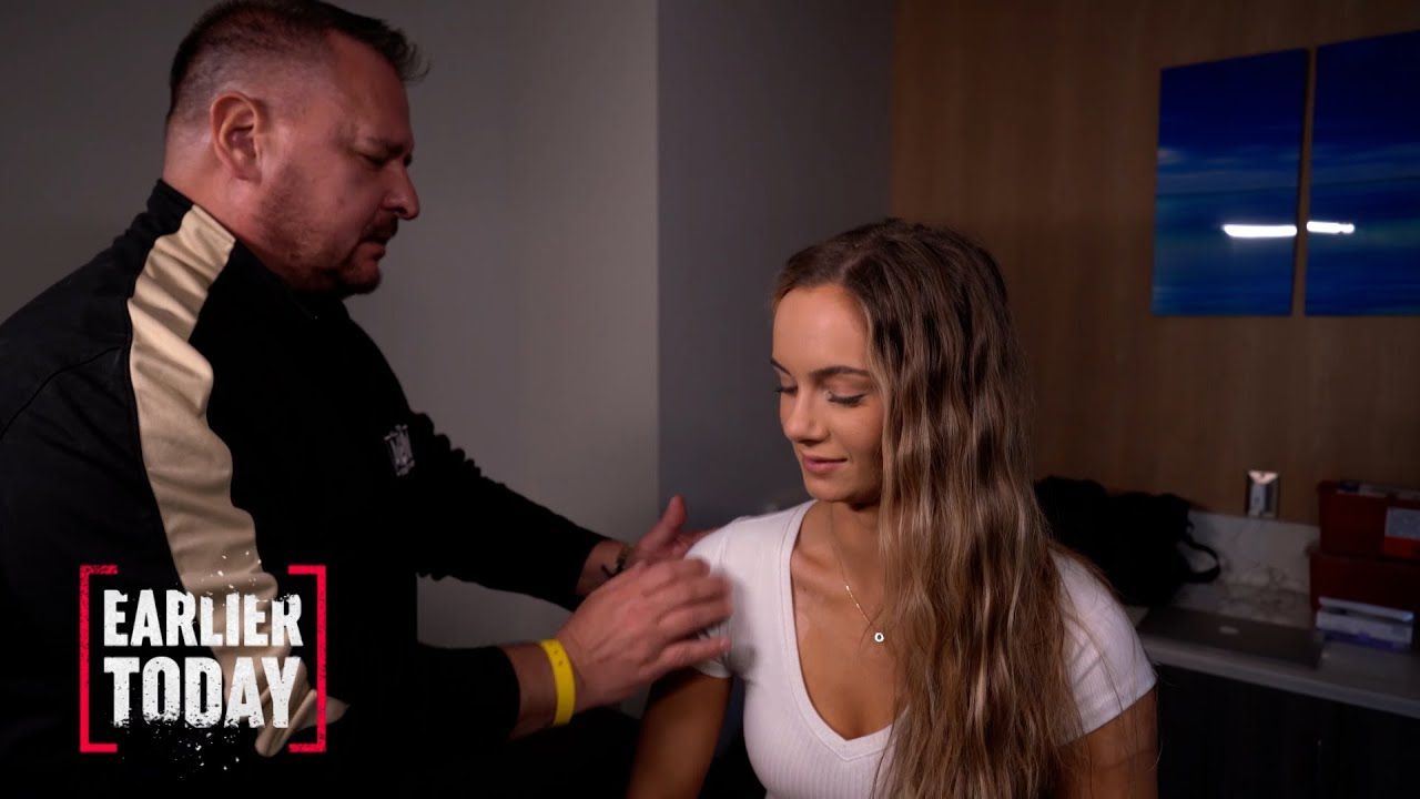 Breaking News - Anna Jay was injured training & can't compete in the AEW Women's Tournament