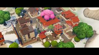 LEAKED FORTNITE SNOW MAP (Season 6 )