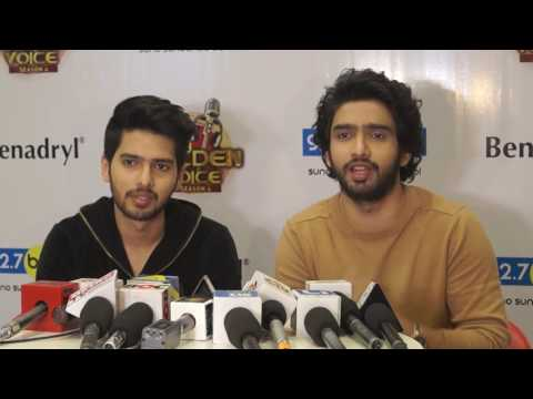 Thumbnail: Armaan Mallik & Amaal Mallik Judge Full Interview- Big Golden Voice Season 4