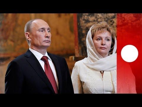 Putin trennt sich nach 30 Jahren Ehe von seiner Frau
