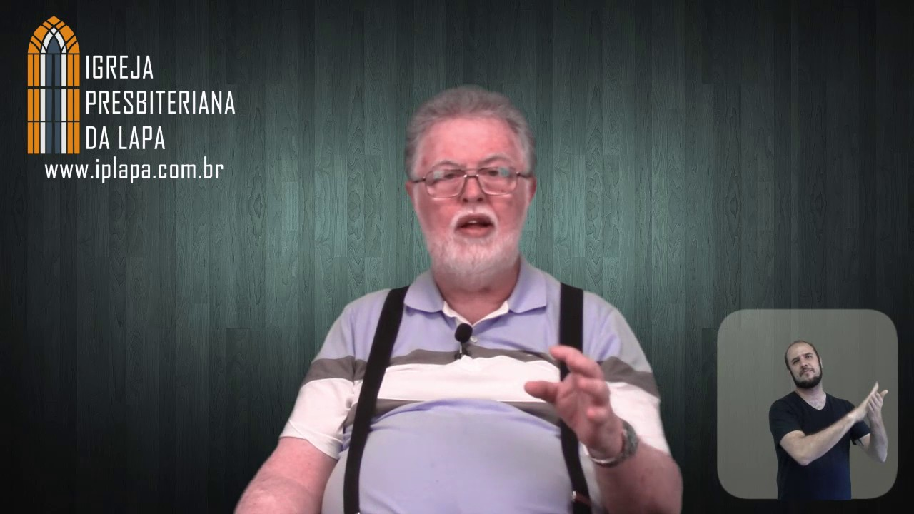 Fome da Palavra - Cidade dos Homens e a Cidade de Deus - Rev. George Alberto Canelhas