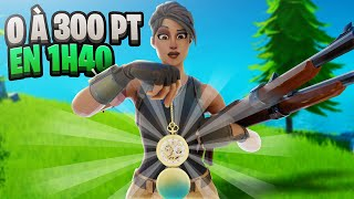 0 a 300 POINTS en ARENE en 1h40 ( Trio Ft. Elite/Omy ) | Best Of Live Fortnite #38