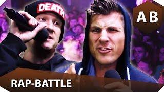 AXE Dark & Gold Battles: Rap-Duell zwischen David und Fabian