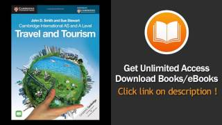 FREE BOOK # Cambridge International AS and A Level Travel and Tourism Download