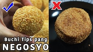 Paano gumawa ng Buchi [ pang NEGOSYO / BUSINESS ]
