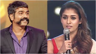 Nayanthara Express Her Love & Gratitude Towards 'Makkal Selvan' Vijay Sethupathi. Tamil Cinema