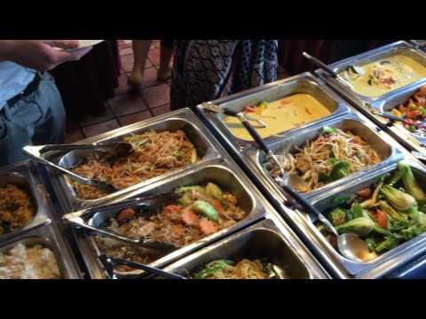 Thai Pinto Sunday Buffet 12-3PM