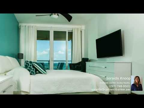 Aruba Property - AZURE Your exquisite Waterfront Residence