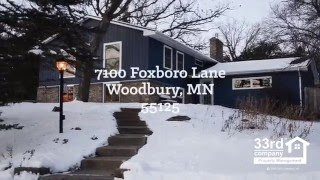 7100 Foxboro Lane Woodbury, MN | 5 Bedroom Home with Wood Floors