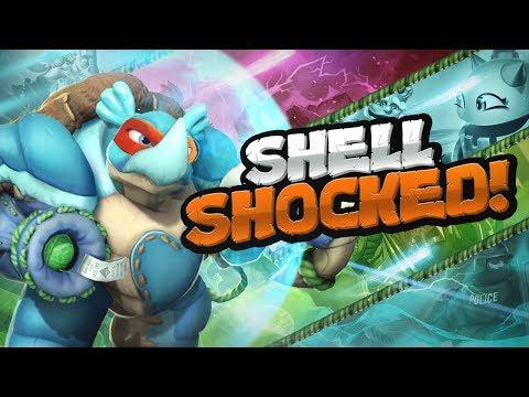 IS HALF-SHELL GOOD? | Makoa Paladins Gameplay