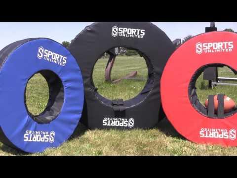 Sports Unlimited Football Tackling Ring