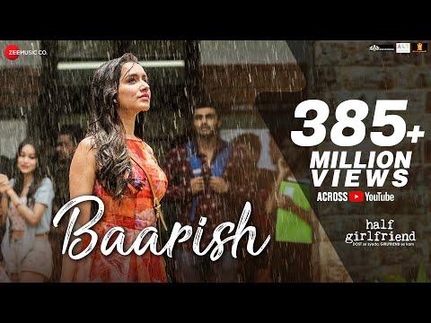 Baarish | Half Girlfriend | Arjun K &...