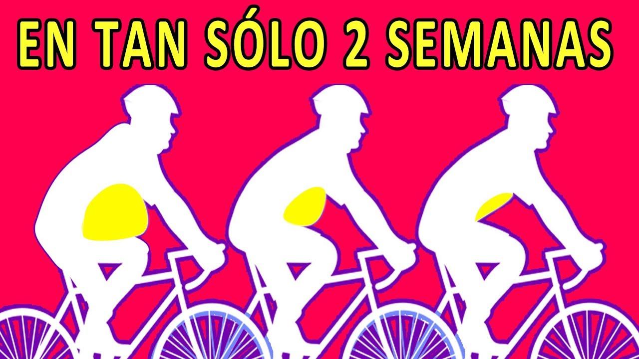 plan para perder peso en bicicleta