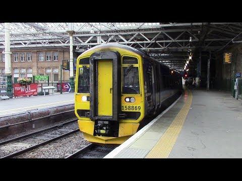 ScotRail Borders Railway (Waverley Route) Edinburgh ⇒ Tweedbank 158 869