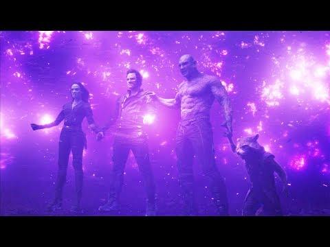Танцевальная битва. Стражи Галактики против Ронана | Стражи Галактики