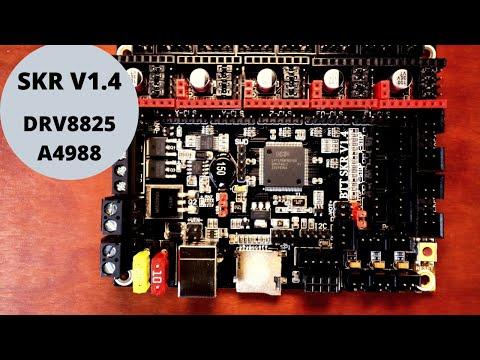 SKR 1.4 - A4988/DRV8825 Configuration