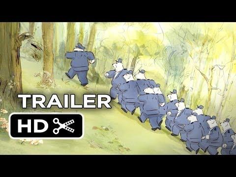 Ernest & Celestine US Release TRAILER (2014) - Oscar Nominated Animated Movie HD
