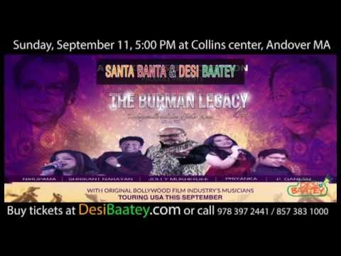 The Burman Legacy: Live In Concert
