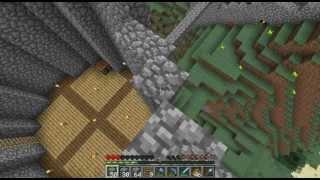Minecraft LP #19: Survival Castle Build: The Second Tower START!