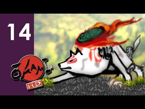 Okami HD : Sanctuaire du Vent   Episode 14 - Let's Play