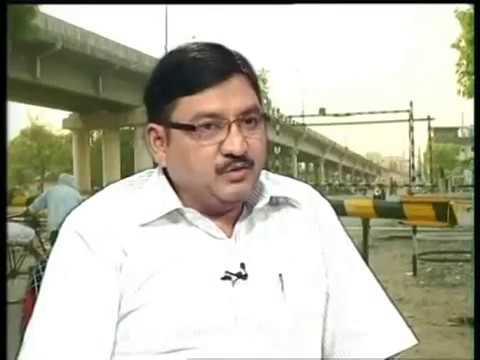DD Interview of DRM SECR Nagpur