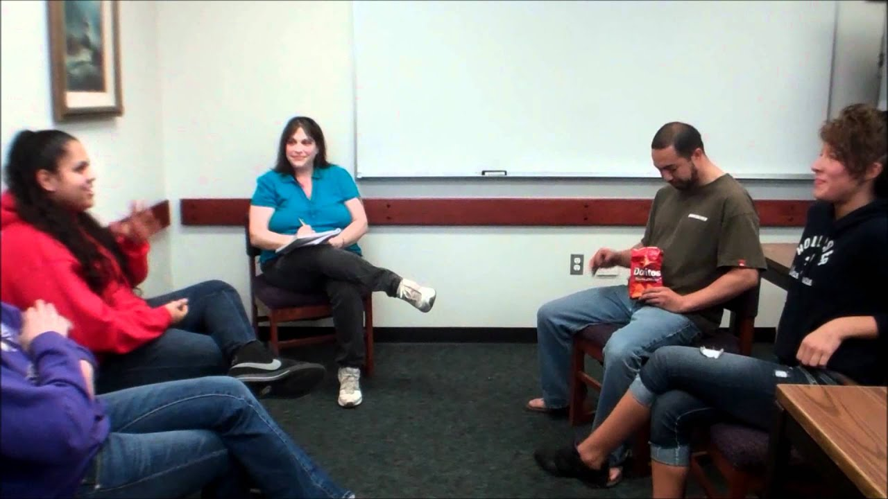Narcissism Counseling session wmv