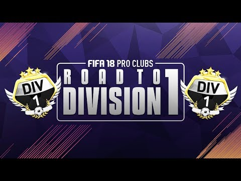 FIFA 18 Pro Clubs Series | #1 | The Beginning