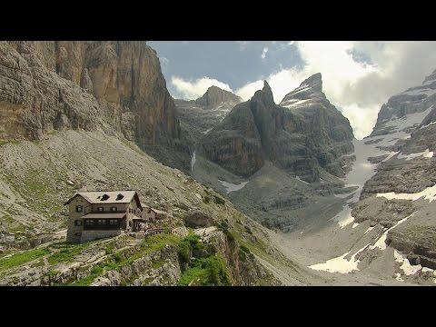 I Rifugi del Trentino - Alpine Hut