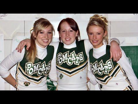 Bring it on cheer mix cheerleader parody cheer music video sexy cute roll call opening scene movie