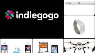 Лучшие проекты IndieGoGo - 05.10
