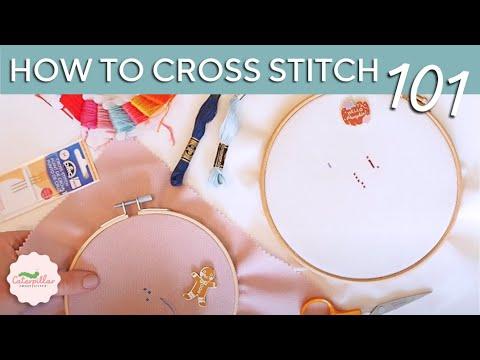 Cross Stitch Basics