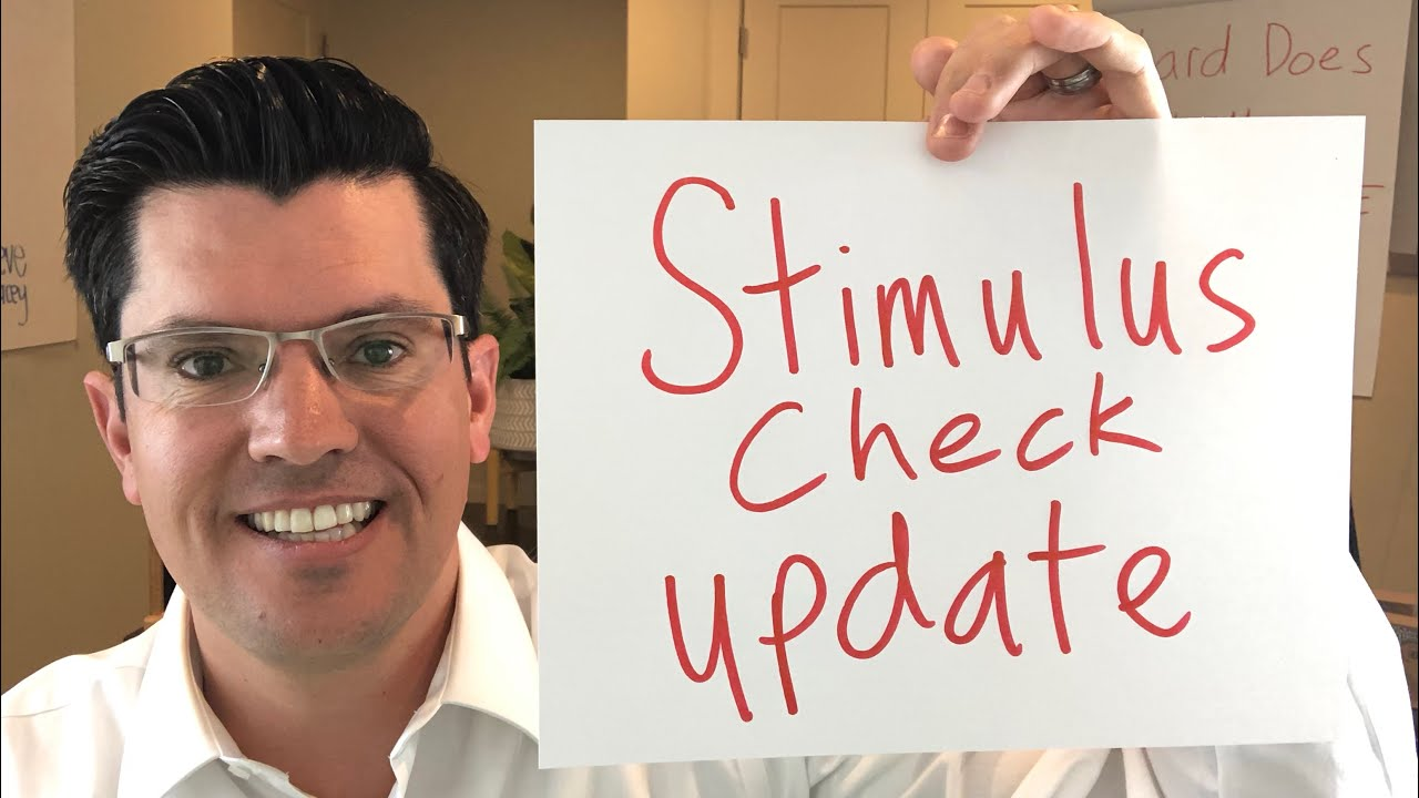 Stimulus Check 2 & Second Stimulus Package Update Tuesday October 20