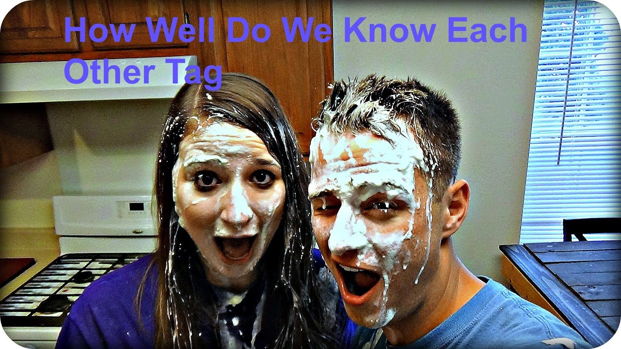 How Well Do We Know Each Other Tag!!! Day 03