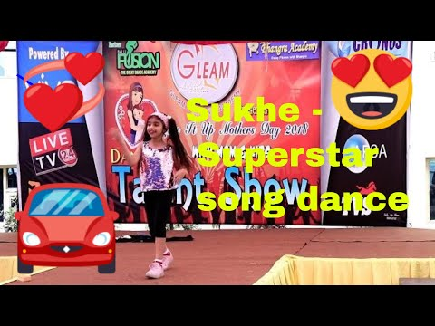 Fusion Dance  Performance  on Sukhe - Superstar Song || Fusion || Fusion