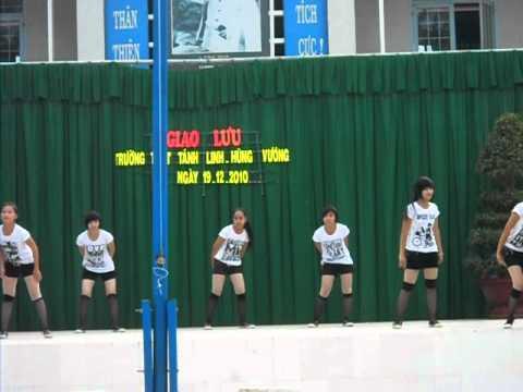 Nhảy aerobic.c2kute