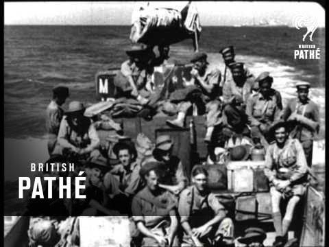 Invasion: Burma Landings (1945)