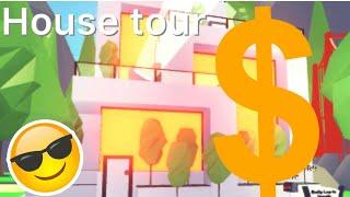 House tour | Roblox Adopt me