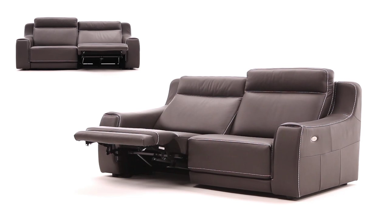 Funes Reclining Sofa Collection By Idp