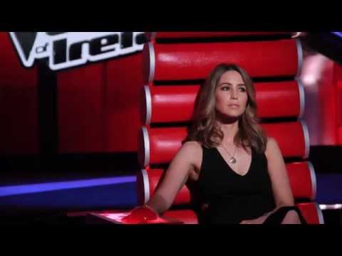 Rachel Stevens - New Coach - The Voice of Ireland Season 4