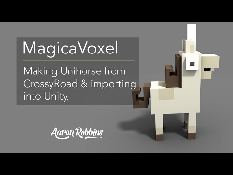 Importing voxels from MagicaVoxel into Unity - Unity Forum