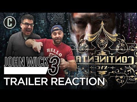 John Wick: Chapter 3 - Parabellum Trailer Reaction Mp3