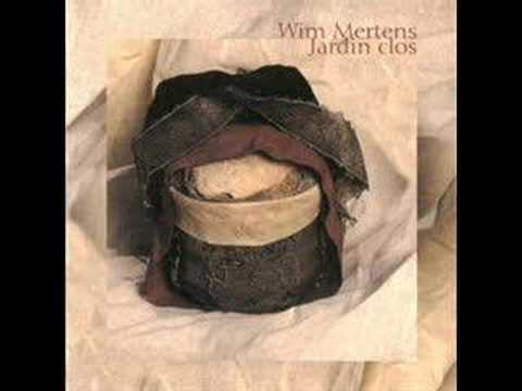 Wim Mertens- A Secret Burning