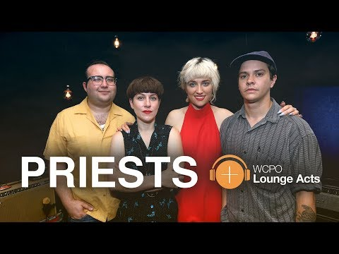 Priests - Full Performance | WCPO Lounge Acts