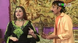 Sohni Kurri Te Pagal Munday Nargis and Iftikhar Thakur New Pakistani Stage Drama Full Comedy Play