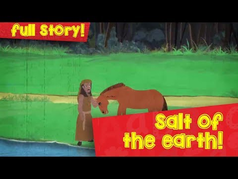 The Salt Of The Earth | English | Parables Of Jesus | Episode-4