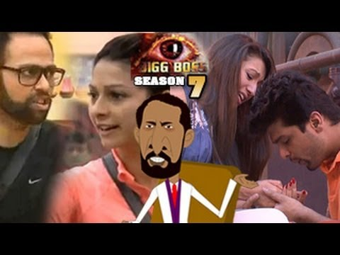 Bigg Boss 7 23rd September 2013 Kushal Gives Gauhar a MASSAGE Travel Video