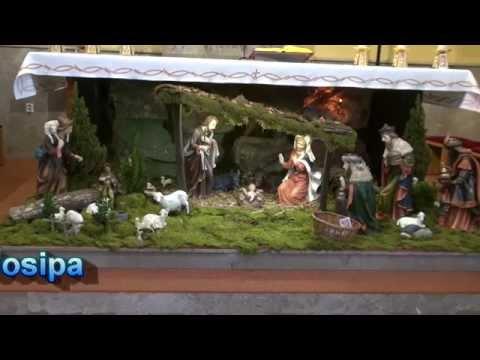 Jaslice u crkvi sv Josipa-Trešnjevka