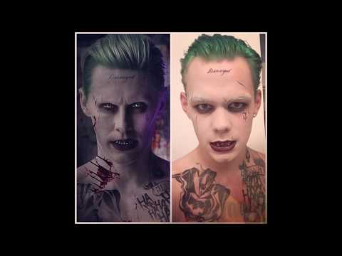 Suicide Squad Joker Cosplay Tutorial