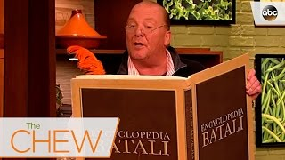 Encyclopedia Batali Returns - The Chew