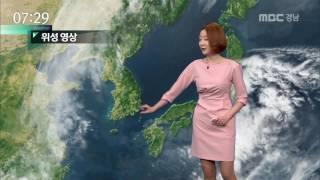 MBC경남 뉴스투데이 2017 05 04 오늘의 날씨